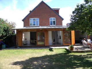 extension to house in Guildford